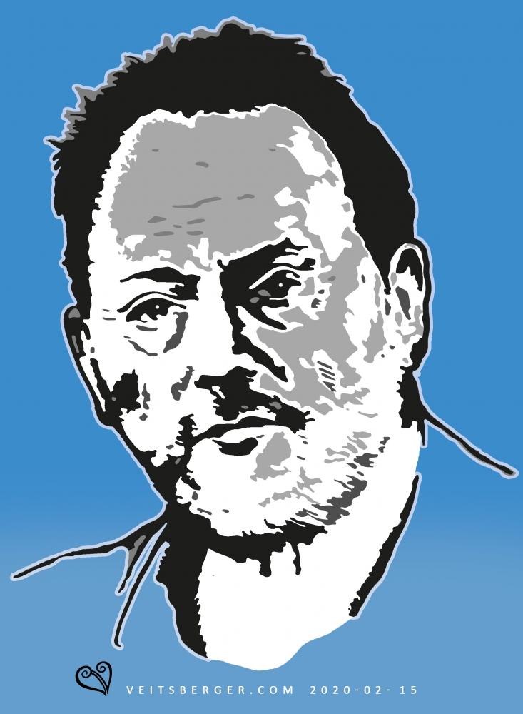 Jean Reno par veitsberger